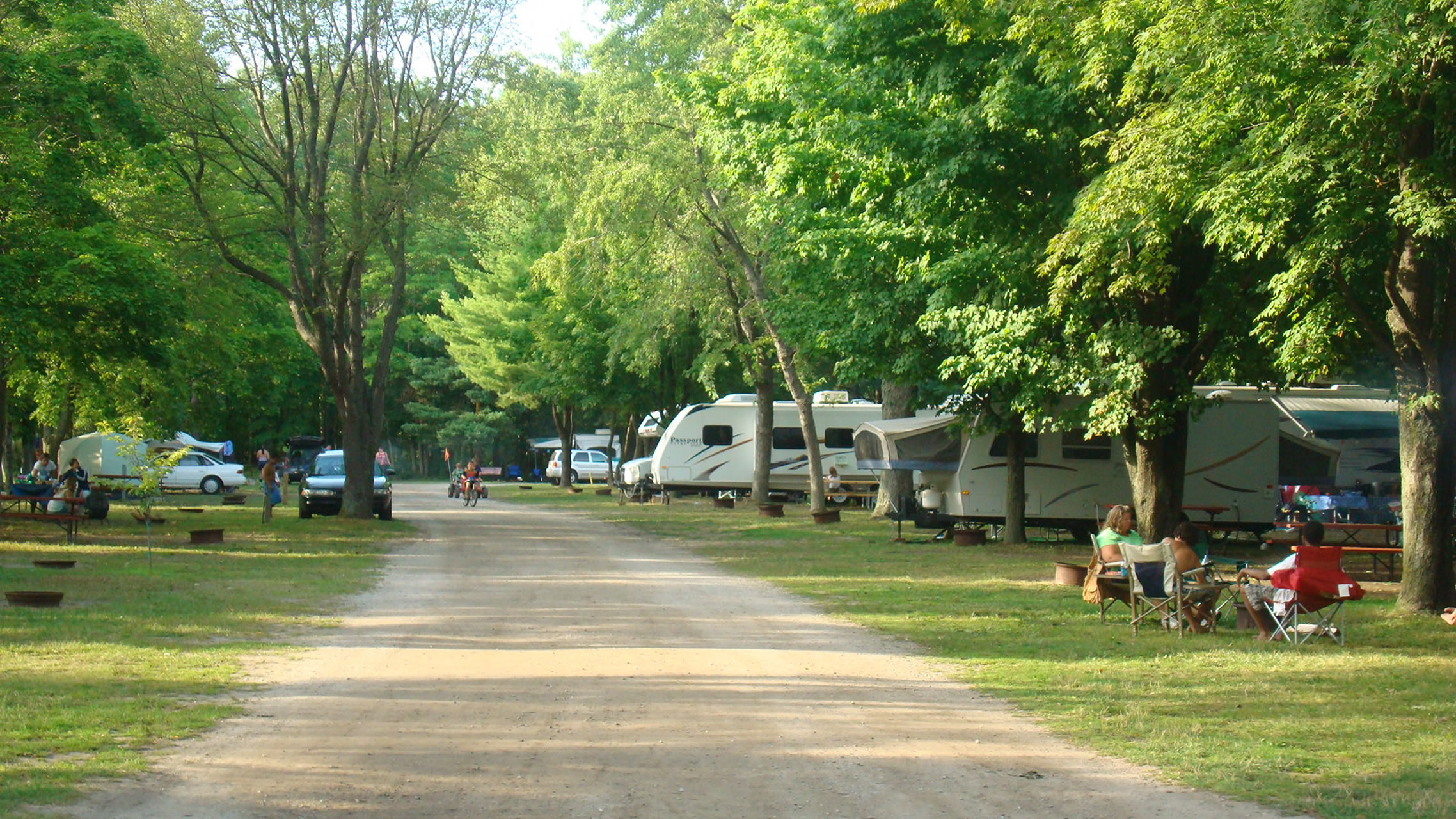 Muskegon, Michigan Campground | Muskegon KOA
