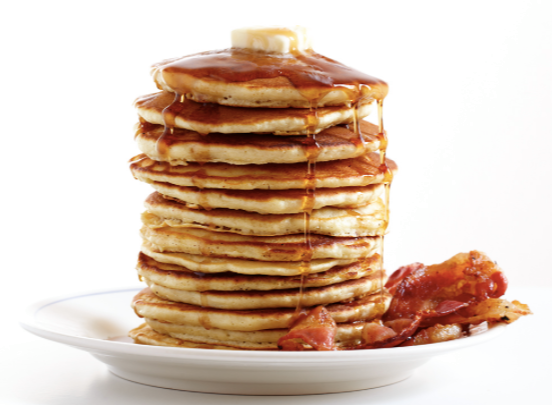 Free pancake breakfast!