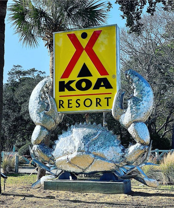 Welcome to the Myrtle Beach KOA