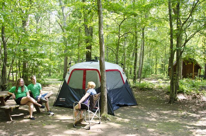 Mystic KOA Holiday - RV Campground in North Stonington, CT