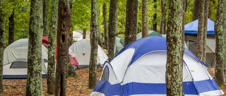 North Stonington, Connecticut Tent Camping Sites   Mystic ...