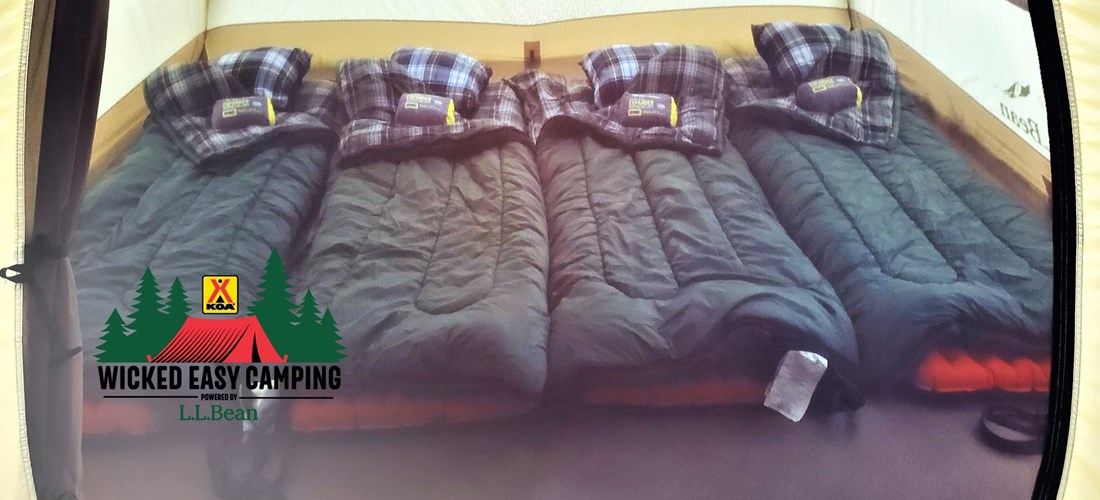 Wicked Easy Camping Sleeping Bags