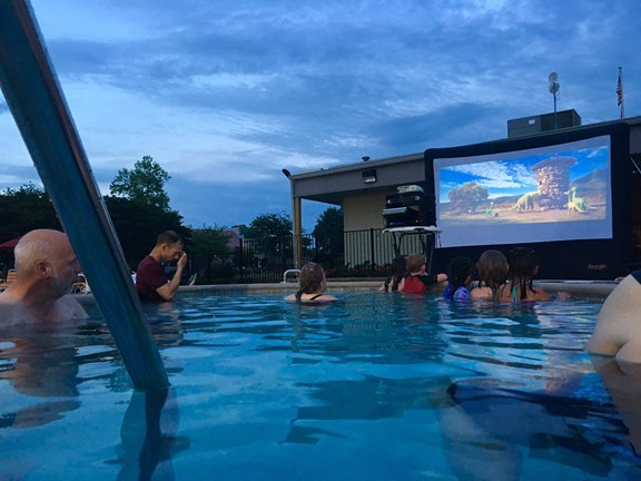 Outdoor Movies Under the Stars