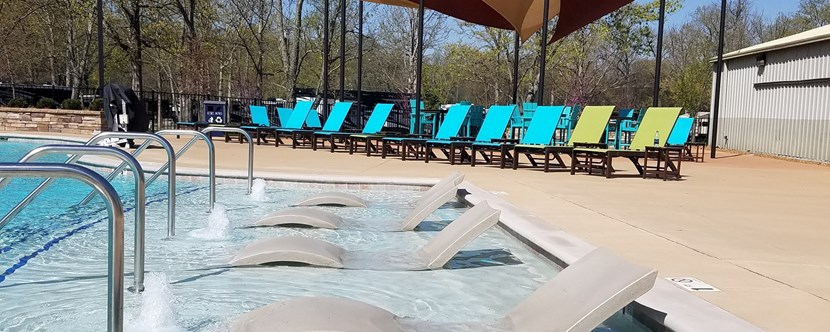 Relax at our New Resort Pool!