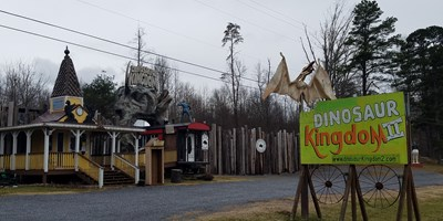 Dinosaur Kingdom II Opening day for 2021