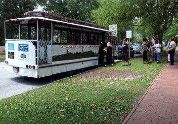 New Bern Tours (Trolley Tour)