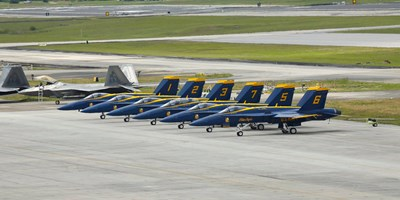 MCAS  Cherry Point Airshow May 1,2,3, 2020
