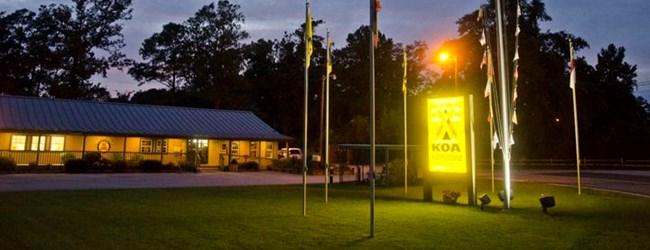 New Bern Koa Campground Amp Rv Park Camping In North