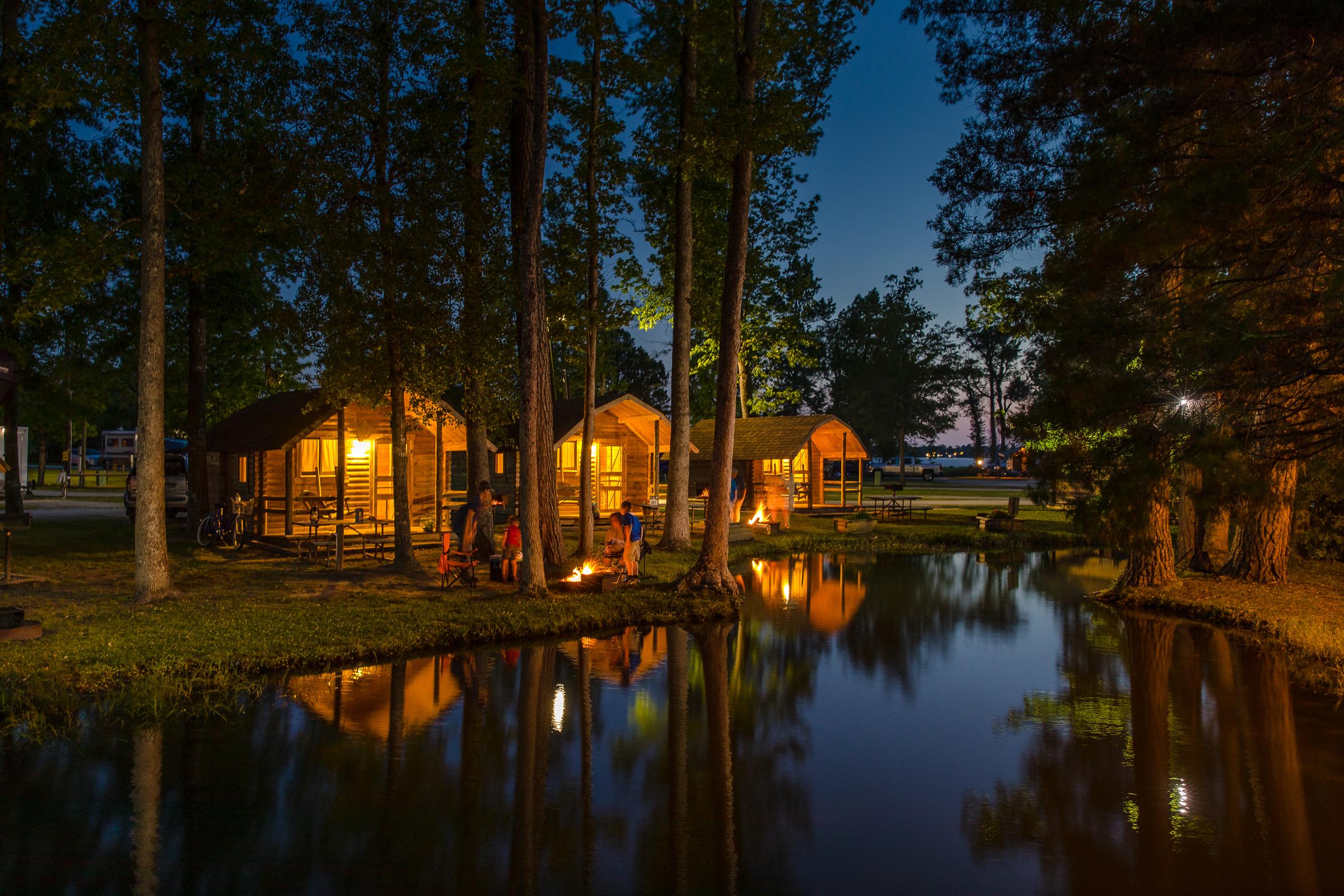 New Bern, North Carolina Campground | New Bern KOA Holiday