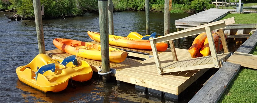 Kayak , Paddle Boat Rental