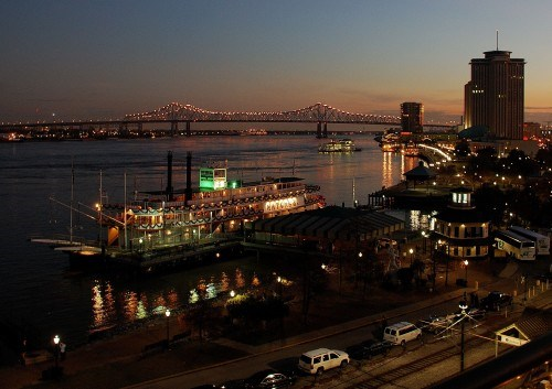 Nightlife and Dinner Jazz Cruises the Natchez Steam Boat