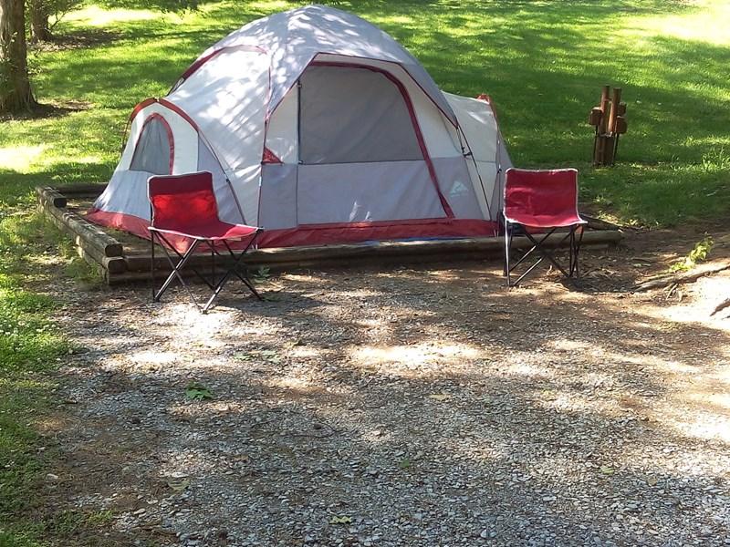 Newport, Tennessee Tent Camping Sites | Newport / I-40 ...
