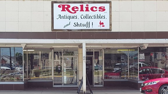Relics Antiques Collectibles and Stuff