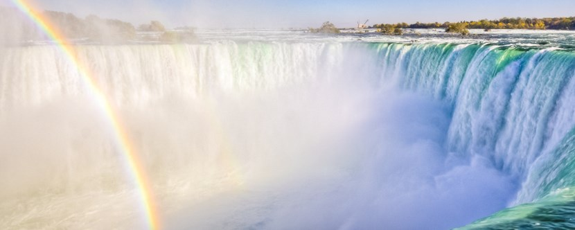 Just a short drive  from the campground, to visit the beautiful Niagara Falls