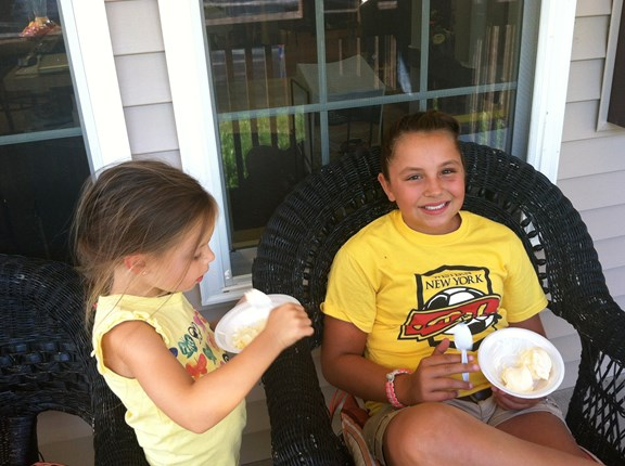 Ice Cream Social! for kids with cancer