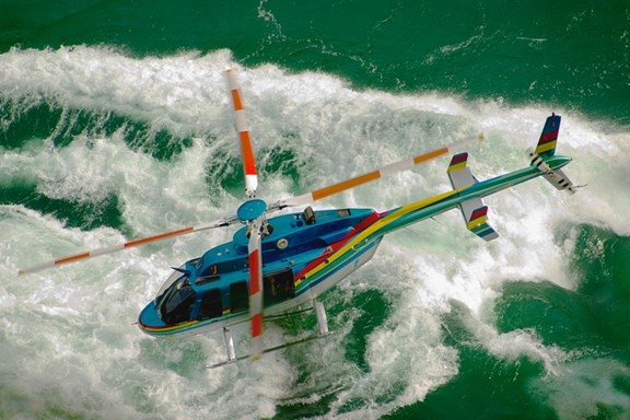 NIAGARA FALLS HELICOPTERS