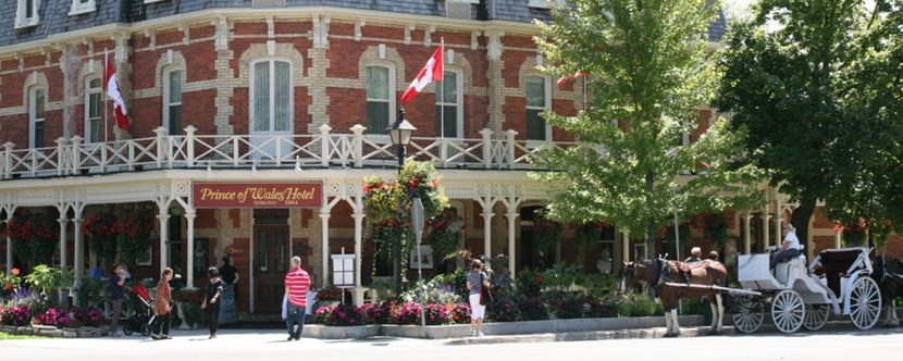 Shop, dine and play at historic Niagara-on-the-Lake