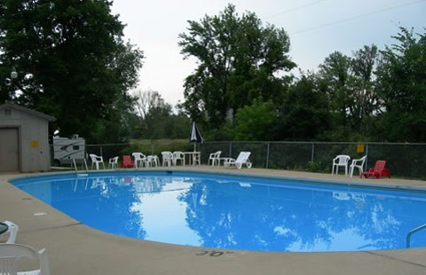 30' x 60' Swimming Pool