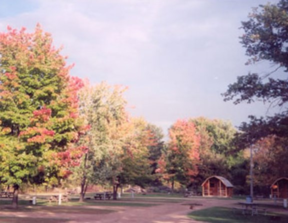 Enjoy the beautiful colors and weather in Wisconsin in the fall.