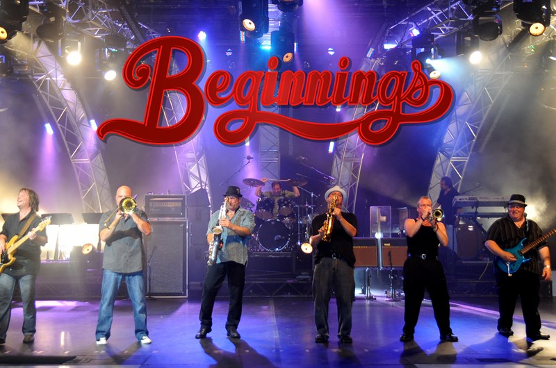 BEGINNINGS: Tribute to the Music of Chicago Photo