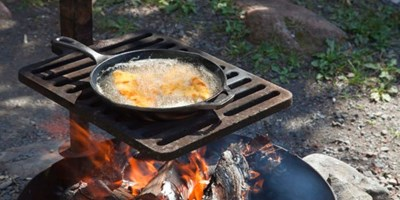 Easy Camping Dinner Recipes (5 ingredients or less)