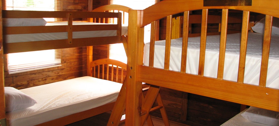 2 Sets of Twin Bunkbeds