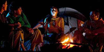 11 Kid-Friendly Spooky Campfire Stories