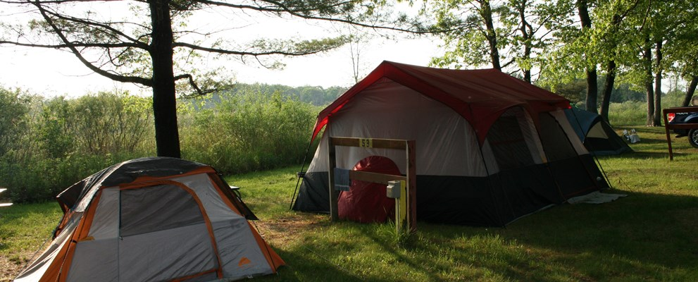 Looking For a Great Place to Tent?