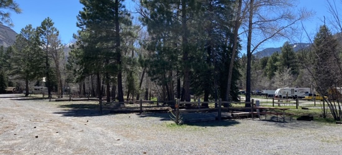 60's and 70's rv sites