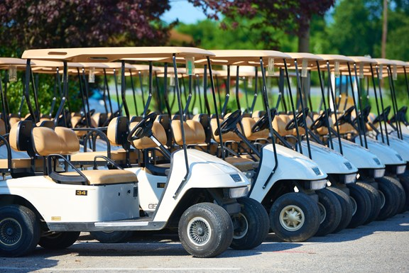 Golf Cart and Bike Rentals