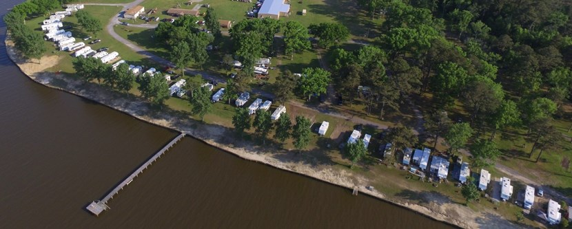 Welcome to the Outer Banks West / Currituck Sound KOA