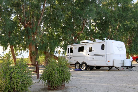 Desert Hot Springs, California Campground | Palm Springs
