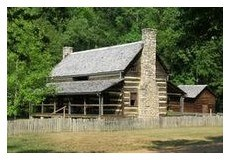 Homeplace 1850s Working Farm  - LBL National Recreation Area