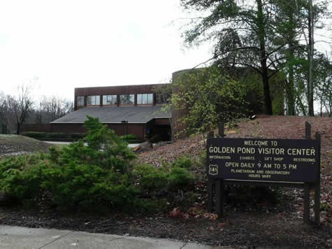Golden Pond Planetarium and Observatory - Land Between the Lakes National Recreation Area