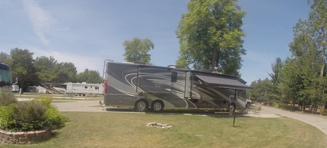 Petoskey Michigan Rv Camping Sites Petoskey Koa