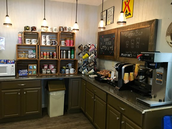 Coffee & Tea Bar