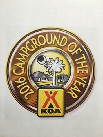 Point South 2016 Campground of the Year