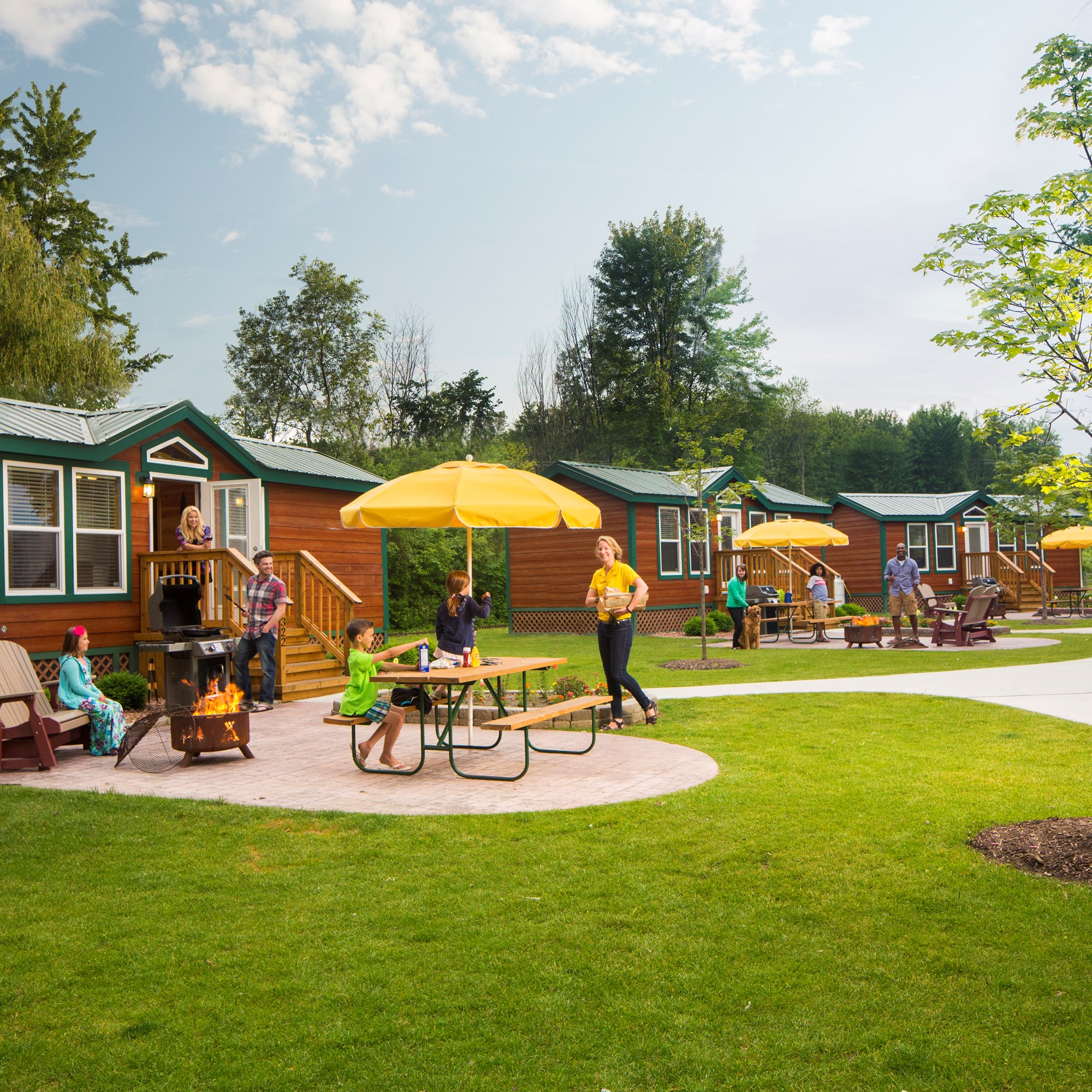 Kimball, Michigan Campground | Port Huron KOA