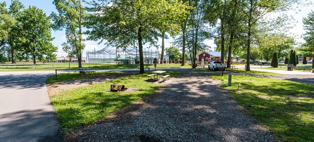Kimball, Michigan RV Camping Sites | Port Huron KOA