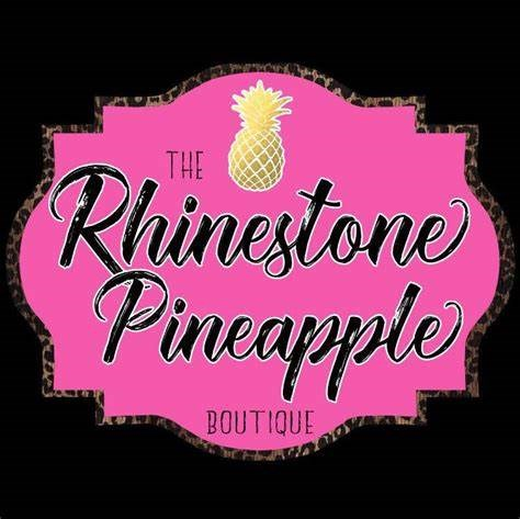 Shopping at The Rhinestone Pineapple Boutique