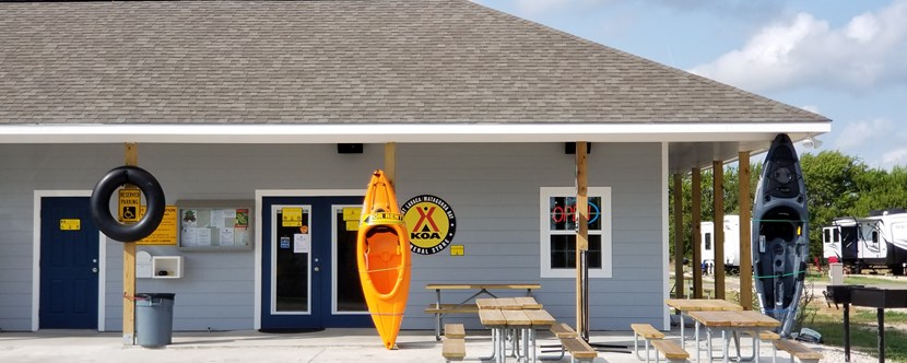 Kayak and Tube rentals now available