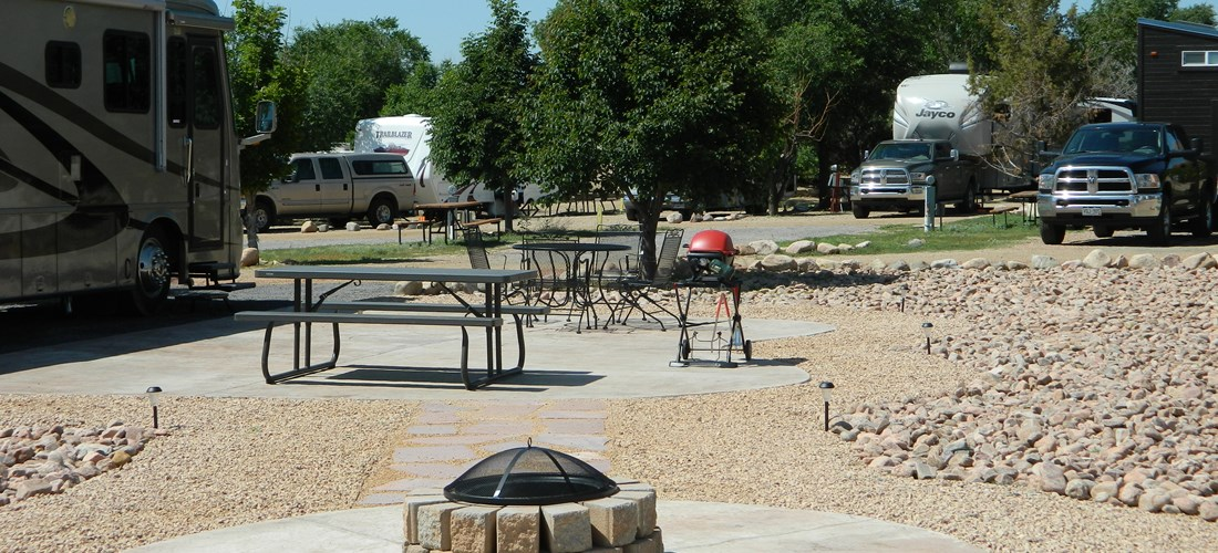 New Patio Sites