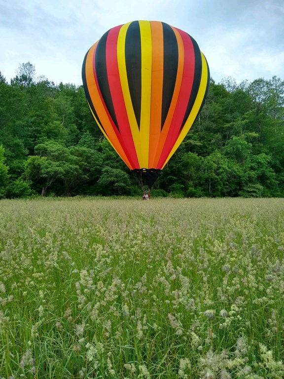 Balloons In Vermont