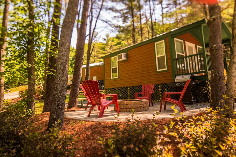 White River Junction, Vermont RV Camping Sites | Quechee ...