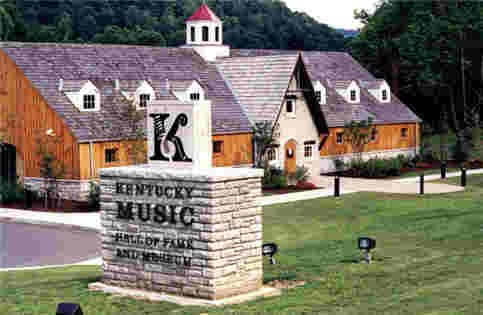 Kentucky Music Hall of Fame and Museum - 0.5 Mile