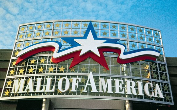 Mall of America - Bloomington, Minnesota
