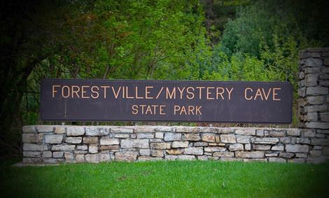 Historic Forestville & Mystery Cave