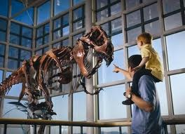 Western Wyoming Community College Dinosaur Exhibit