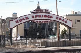 Historical Rock Springs