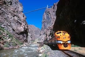 Royal Gorge Route - Train Ride